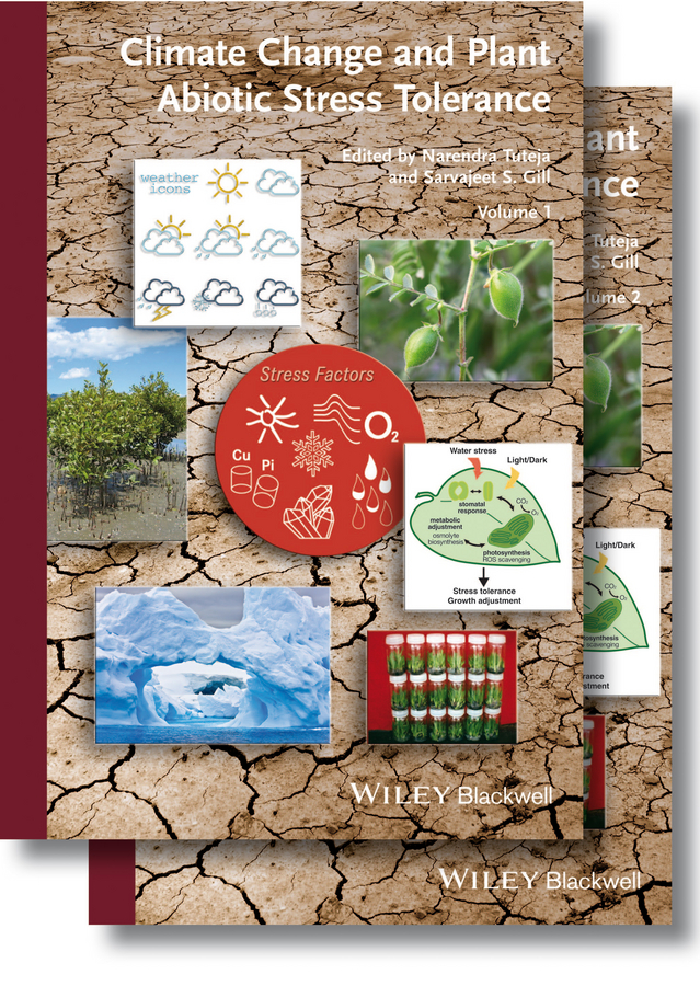 Gill Sarvajeet S. Climate Change and Plant Abiotic Stress Tolerance strategies for adapting to climate change by livestock farmers