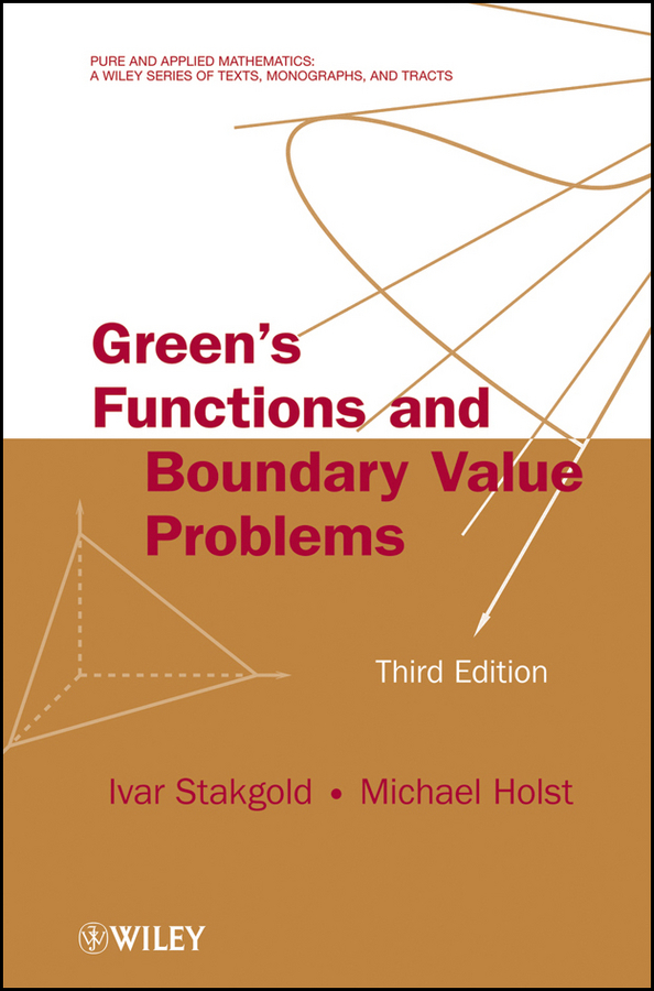 Stakgold Ivar Green's Functions and Boundary Value Problems