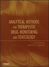 Madden Timothy L. - Analytical Methods for Therapeutic Drug Monitoring and Toxicology