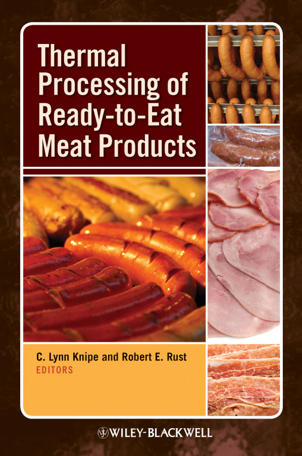 Фото Knipe C. Lynn Thermal Processing of Ready-to-Eat Meat Products