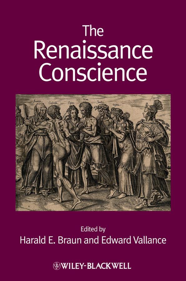 Vallance Edward The Renaissance Conscience ISBN: 9781444396782