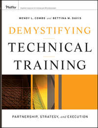Davis Bettina M. - Demystifying Technical Training. Partnership, Strategy, and Execution