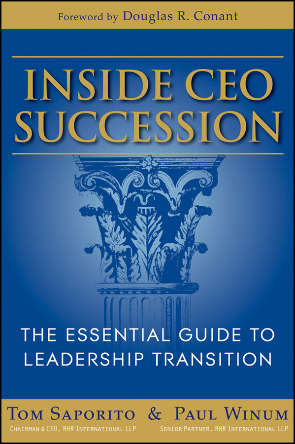 Saporito Thomas J. Inside CEO Succession. The Essential Guide to Leadership Transition отвод 50 90 пп