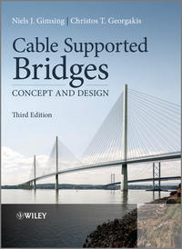 - Cable Supported Bridges. Concept and Design