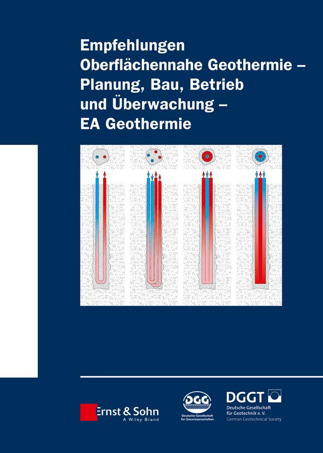 Deutsche Gesellschaft für Geotechnik e.V. / German Geotechnical Society Empfehlung Oberflächennahe Geothermie. Planung, Bau, Betrieb und Überwachung – EA Geothermie ISBN: 9783433604458 hydrochemistry of groundwater in varahi and markandeya river basins
