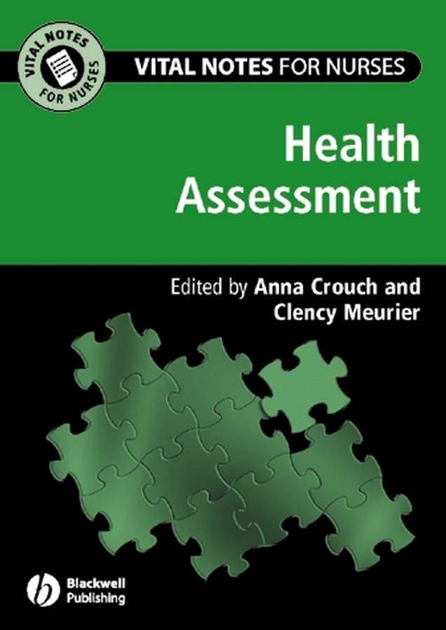 Meurier Clency Health Assessment