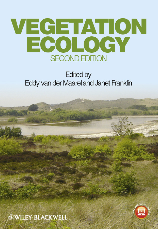 цены Eddy van der Maarel Vegetation Ecology