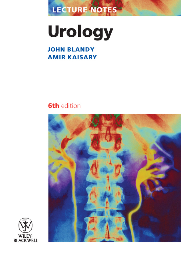 Blandy John Lecture Notes: Urology wilson k jane lecture notes elderly care medicine