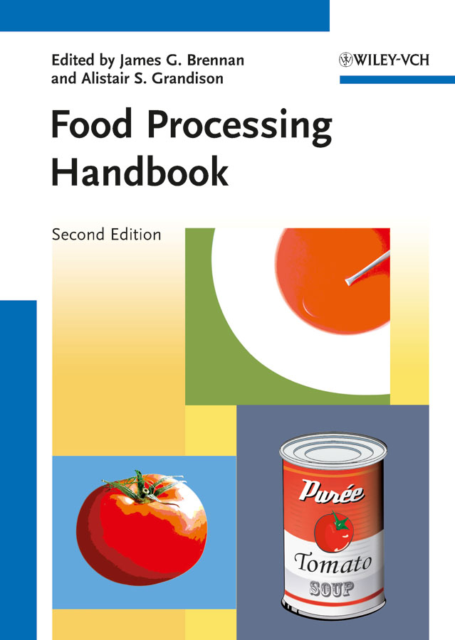 Grandison Alistair S. Food Processing Handbook ISBN: 9783527634385 effect of chewing gum on food choice and calorie intake