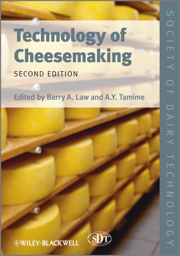 Law Barry A. Technology of Cheesemaking