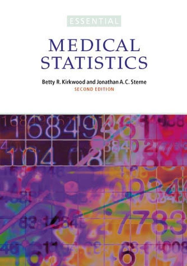 Sterne Jonathan A.C. Essential Medical Statistics