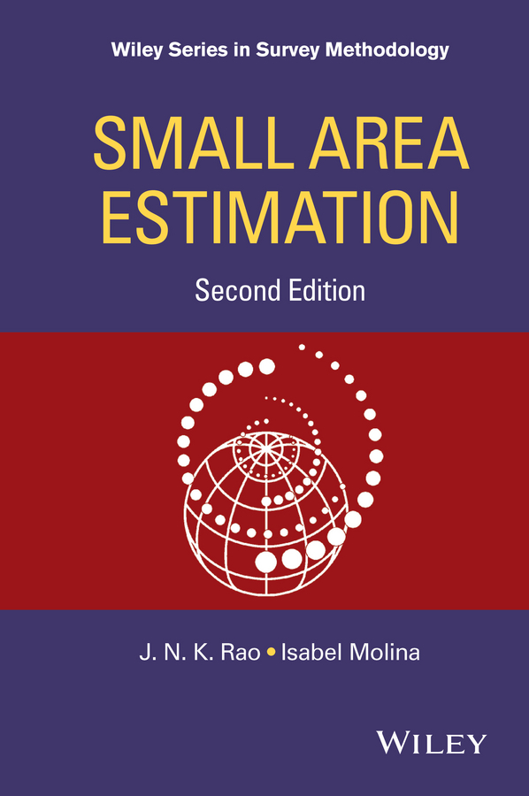 цена Molina Isabel Small Area Estimation ISBN: 9781118735794