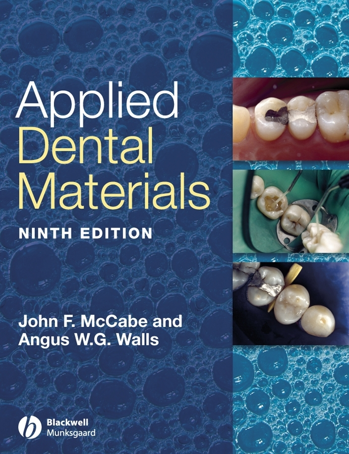 McCabe John F. Applied Dental Materials