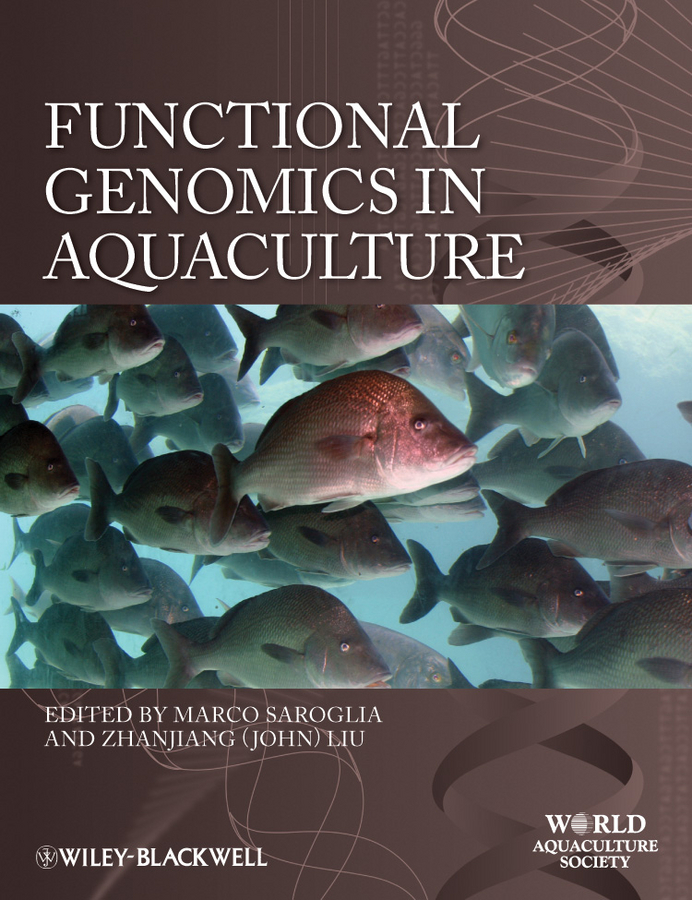 Liu Zhanjiang Functional Genomics in Aquaculture