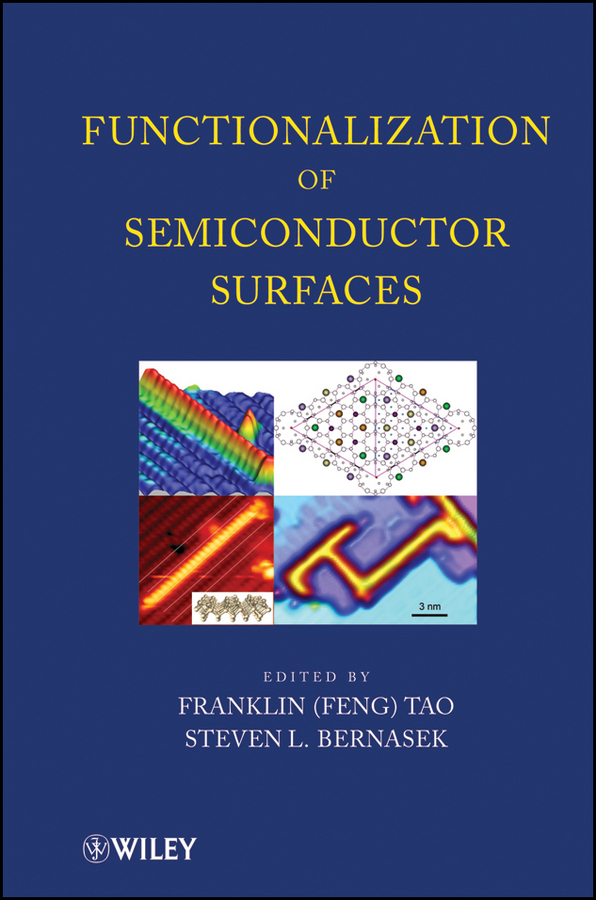 Tao Franklin Functionalization of Semiconductor Surfaces zilla сумка на руку