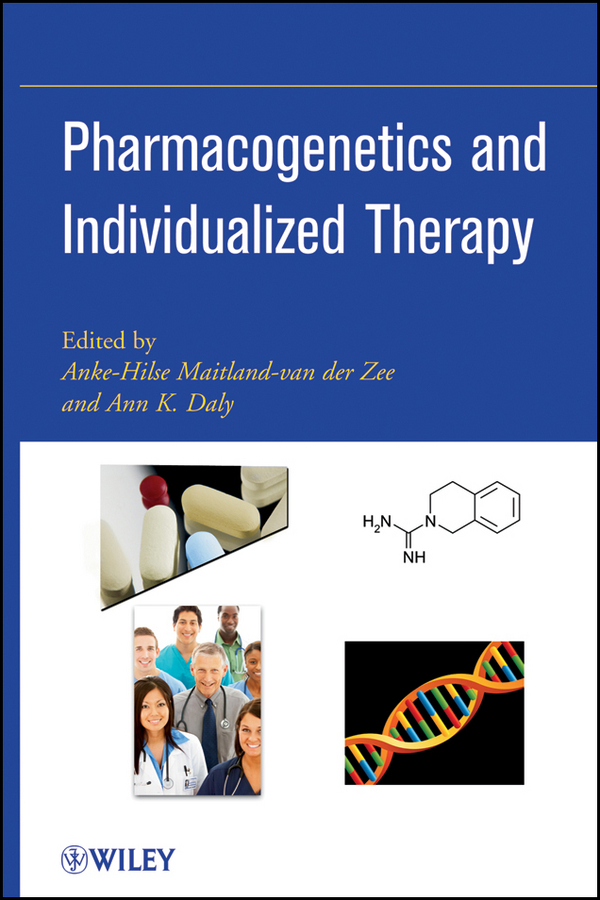 Anke-Hilse Maitland-van der Zee Pharmacogenetics and Individualized Therapy цены