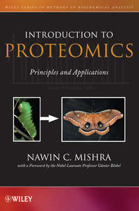 Blobel G?nter - Introduction to Proteomics. Principles and Applications