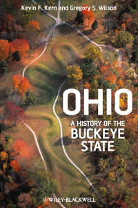 Kern Kevin F. - Ohio. A History of the Buckeye State