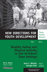 Hall Georgia - Healthy Eating and Physical Activity in Out-of-School Time Settings. New Directions for Youth Development, Number 143