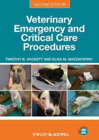 Hackett Timothy B. - Veterinary Emergency and Critical Care Procedures, Enhanced Edition