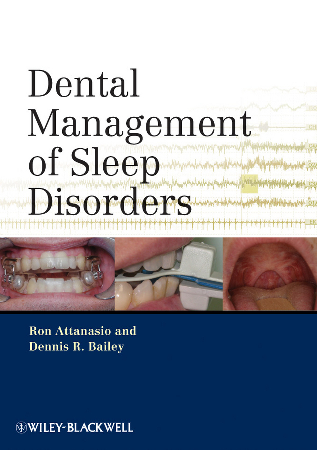 Attanasio Ronald Dental Management of Sleep Disorders фотообои komar beach resort 368 х 254см 8 921