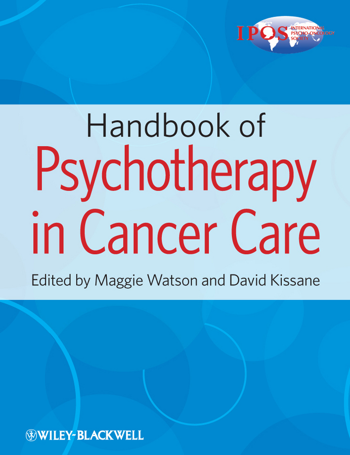 Watson Maggie Handbook of Psychotherapy in Cancer Care the johns hopkins hospital 1998 1999 guide to medical care of patients with hiv infection