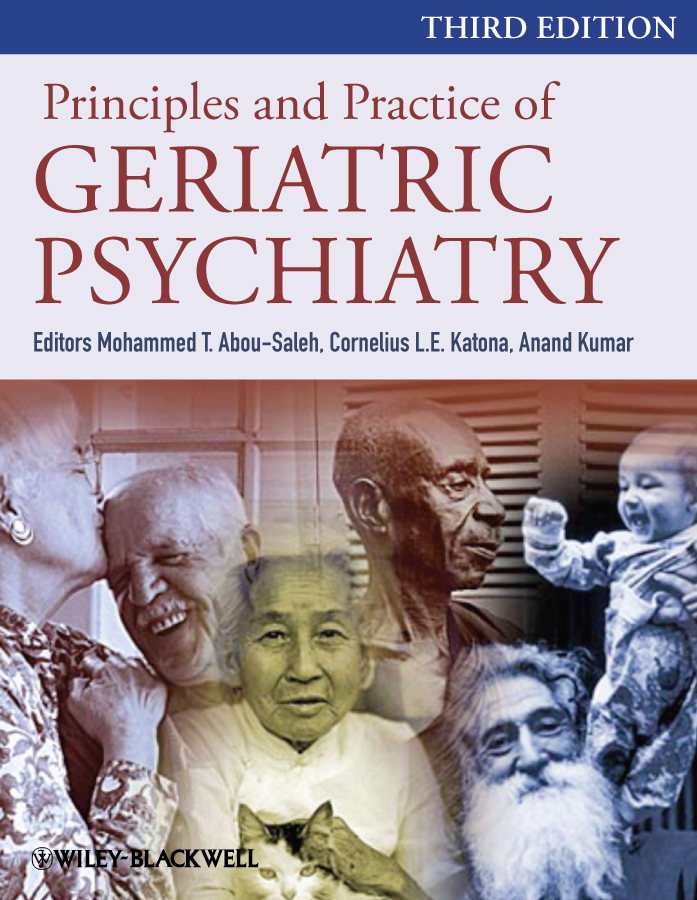 Katona Cornelius Principles and Practice of Geriatric Psychiatry ISBN: 9780470669594 vagueness in psychiatry