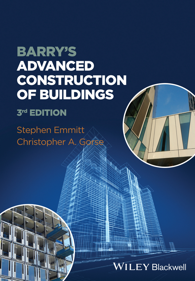 Emmitt Stephen Barry's Advanced Construction of Buildings alternative dispute resolution in the construction industry