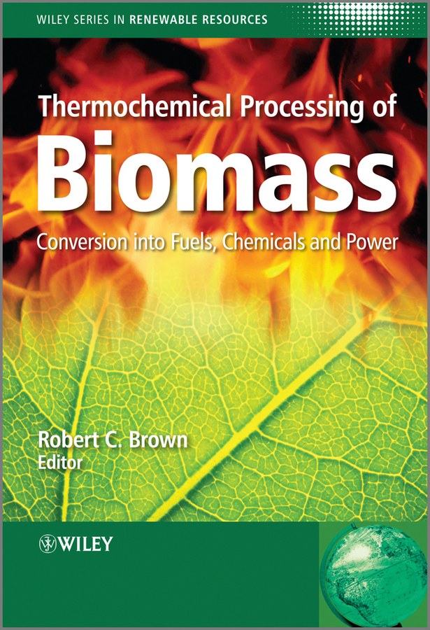 Stevens Christian Thermochemical Processing of Biomass. Conversion into Fuels, Chemicals and Power ISBN: 9781119990857