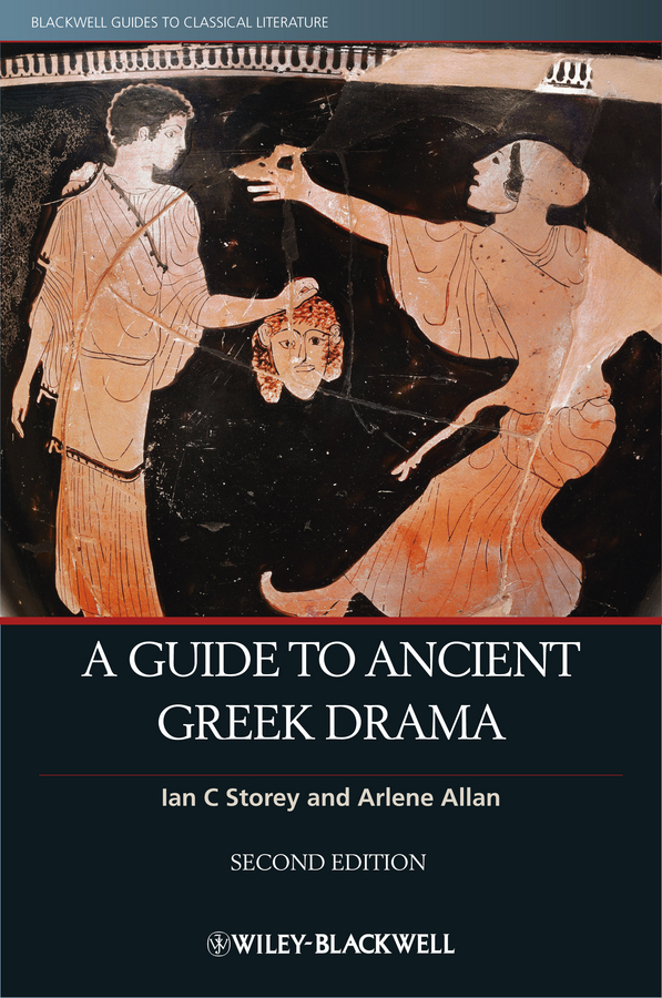 Allan Arlene A Guide to Ancient Greek Drama george bernard shaw and the drama of ideas page 4
