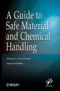 Davletshin Anton - A Guide to Safe Material and Chemical Handling