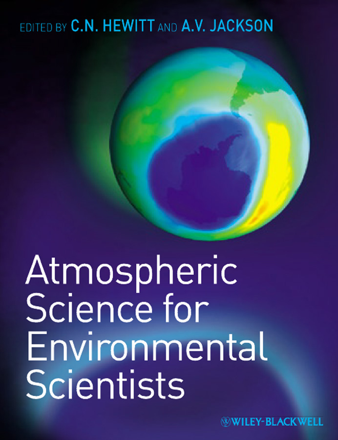 Jackson Andrea V. Atmospheric Science for Environmental Scientists