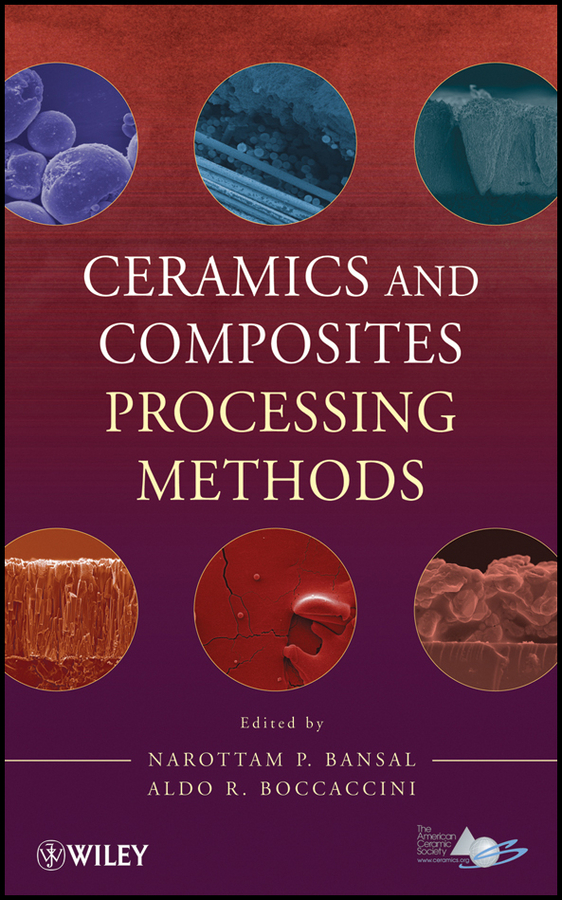 Boccaccini Aldo R. Ceramics and Composites Processing Methods materials surface processing by directed energy techniques
