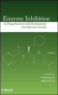 Lu Chuang - Enzyme Inhibition in Drug Discovery and Development. The Good and the Bad