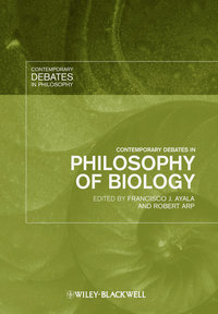 Ayala Francisco J. - Contemporary Debates in Philosophy of Biology