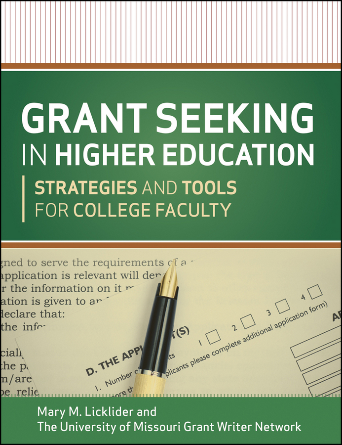 The University of Missouri Grant Writer Network Grant Seeking in Higher Education. Strategies and Tools for College Faculty for renault modus f jp0