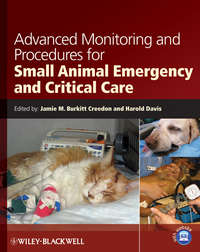 - Advanced Monitoring and Procedures for Small Animal Emergency and Critical Care