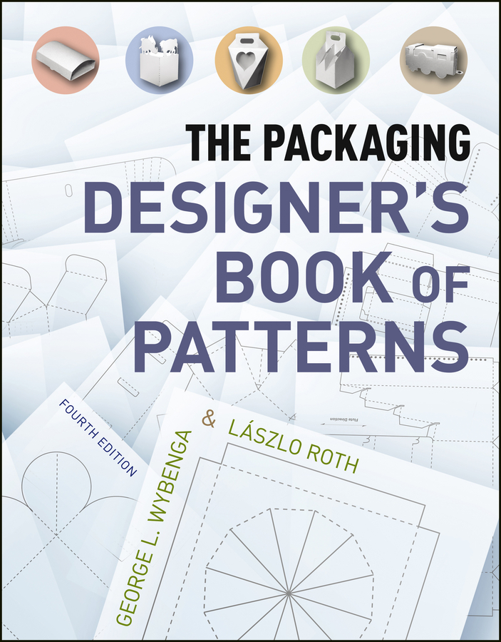 Wybenga George L. The Packaging Designer's Book of Patterns mexican patterns to colour