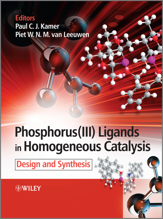 Piet W. N. M. van Leeuwen Phosphorus(III) Ligands in Homogeneous Catalysis. Design and Synthesis synthesis of allicin its derivatives and inclusion complexes