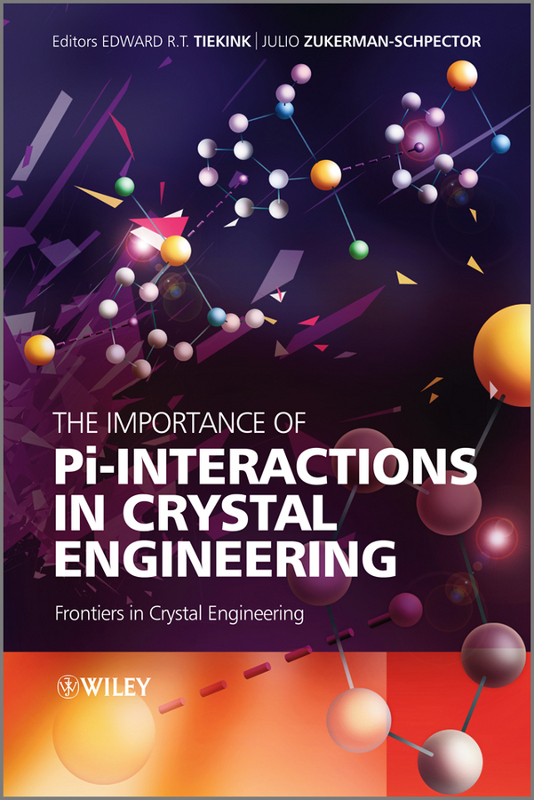 Tiekink Edward R.T. The Importance of Pi-Interactions in Crystal Engineering. Frontiers in Crystal Engineering models atomic orbital of ethylene molecular modeling chemistry teaching supplies