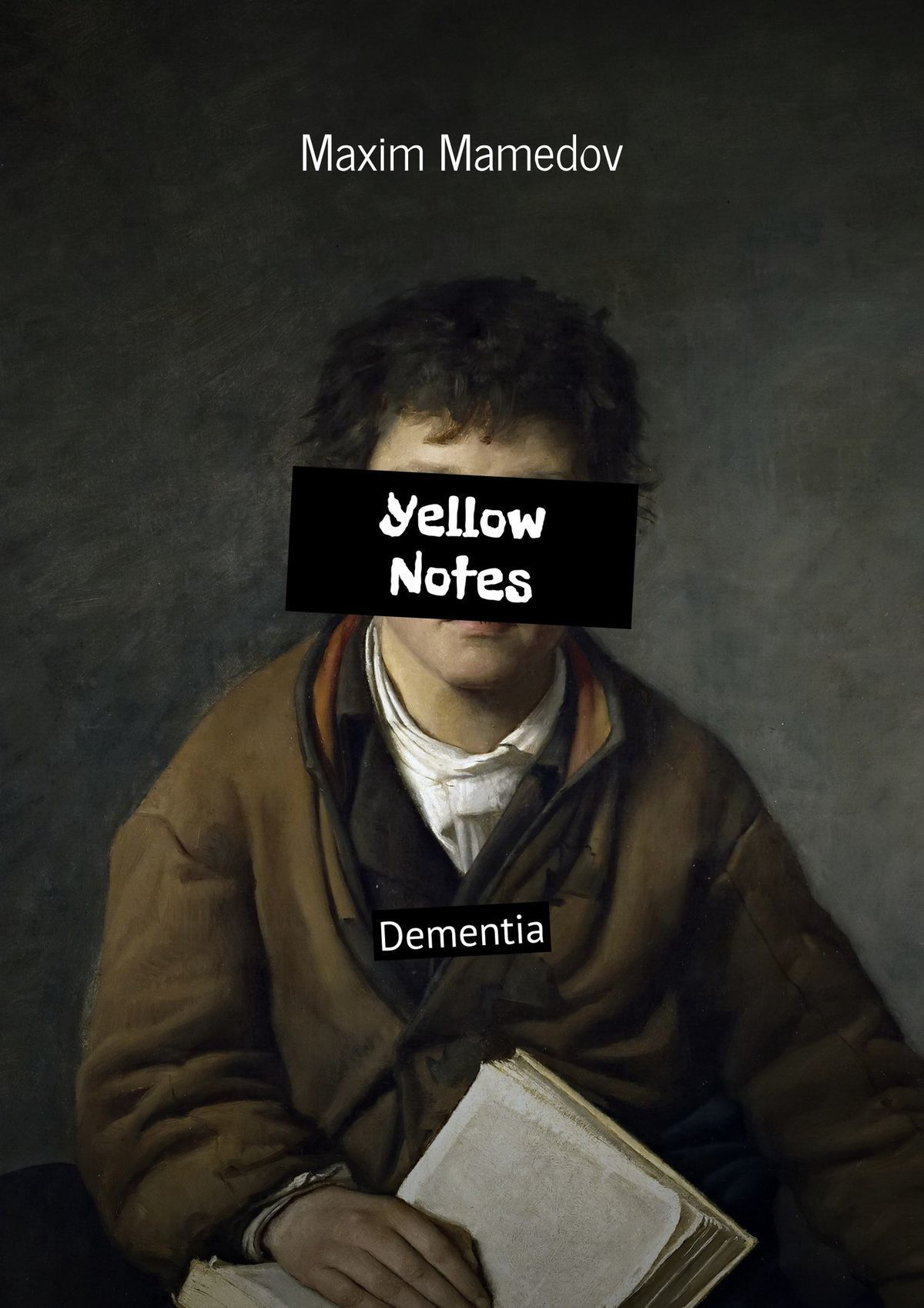 Maxim Mamedov Yellow Notes. Dementia performance in music therapy with mentally ill adults