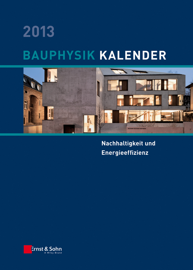 Nabil Fouad A. Bauphysik-Kalender 2013. Schwerpunkt - Nachhaltigkeit und Energieeffizienz empirical evaluation of operational efficiency of major ports in india