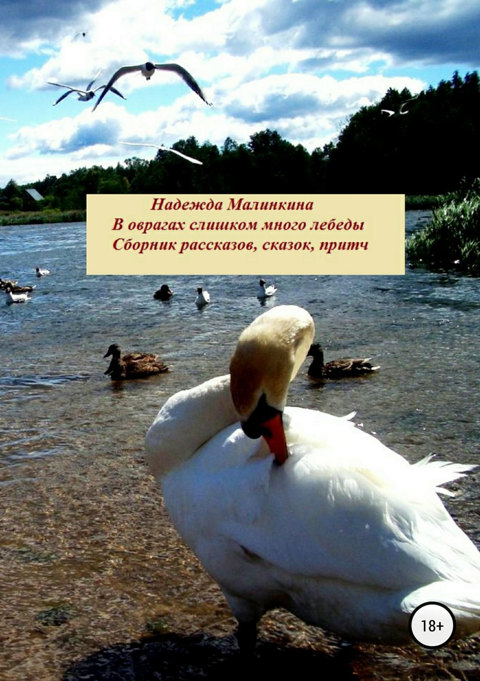 Надежда Малинкина - В оврагах слишком много лебеды…