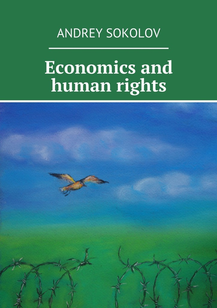 Andrey Sokolov Economics and human rights ISBN: 9785449090874 cheng pk