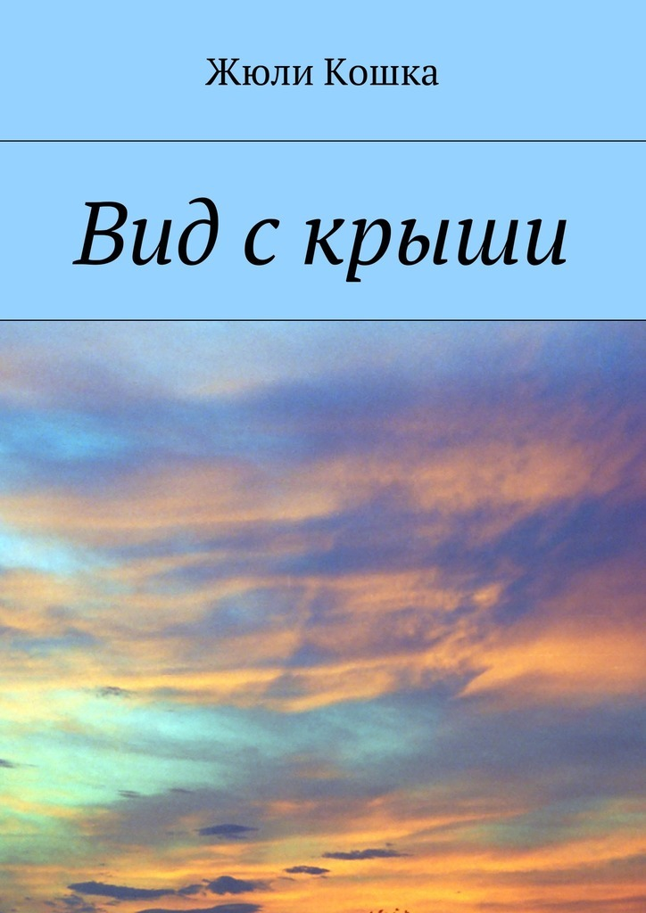 Жюли Кошка Вид с крыши