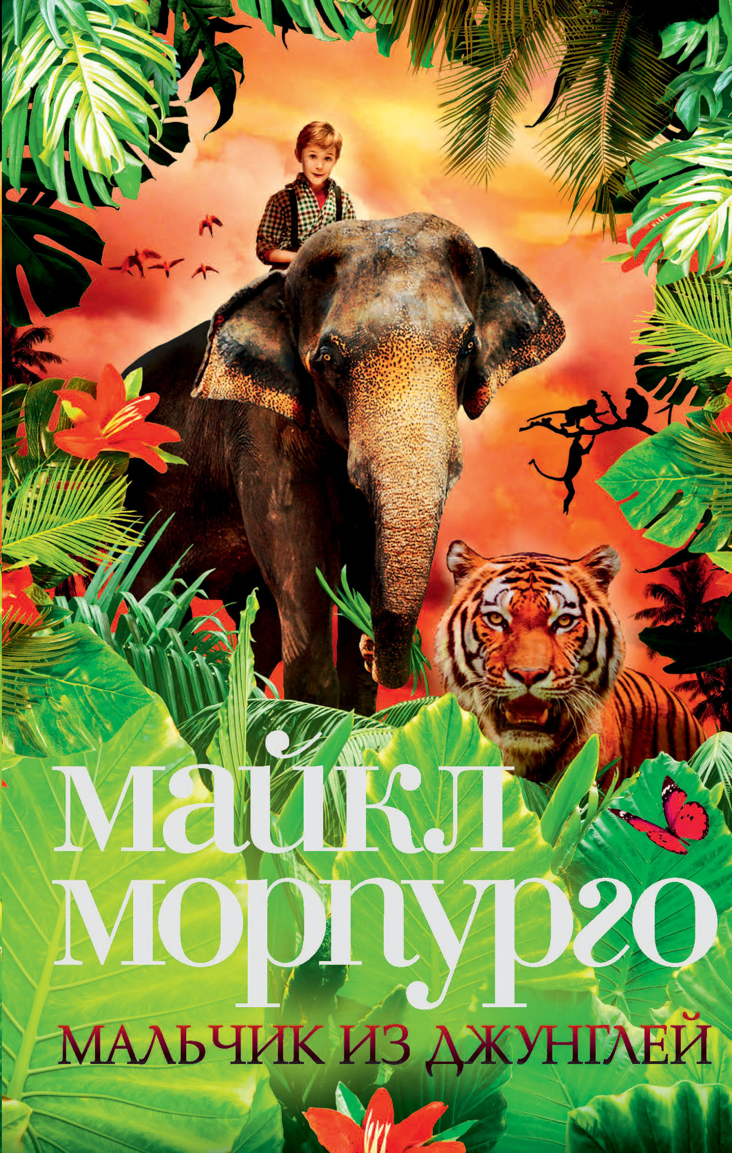 Майкл Морпурго - Мальчик из джунглей