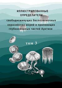 Коллектив авторов - Иллюстрированные определители свободноживущих беспозвоночных евразийских морей и прилежащих глубоководных частей Арктики. Том 3