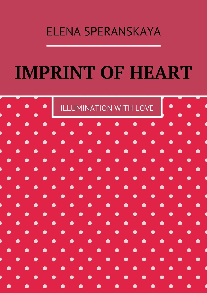 Elena Speranskaya Imprint of Heart. Illumination with love a suit of cute heart sister necklaces for women