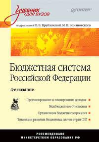 Коллектив авторов - Бюджетная система Российской Федерации. Учебник для вузов
