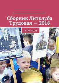Владимир Броудо - Сборник Литклуба Трудовая–2018. Пятая часть